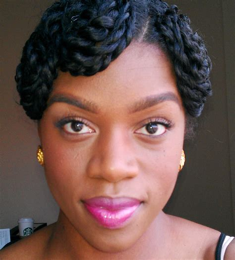 S Curl Hairstyle by 1950 S Pin Curl Twist Style Inspiration Curlplease