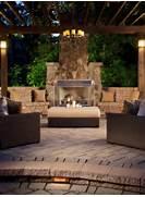 Outdoor Patio Fireplace Beautiful Homes Design 41 Inspiring Ideas For A Charming Garden Path Backyard Patio Ideas Landscaping Gardening Ideas Patio With Fireplace Pictures Modern Patio Outdoor