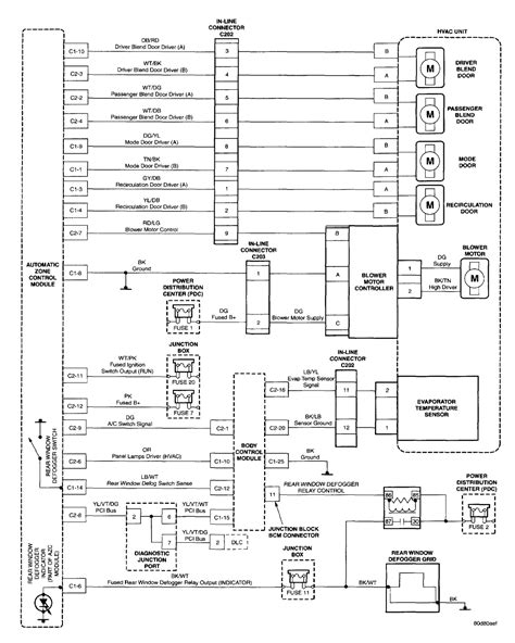 Jeep Liberty Wiring Diagram Database