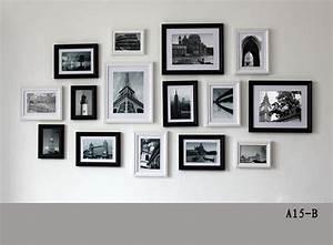 Bilder An Der Wand : die 25 besten ideen zu fotorahmen collage auf pinterest ~ Lizthompson.info Haus und Dekorationen