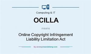 What does OCILLA mean? - Definition of OCILLA - OCILLA ...