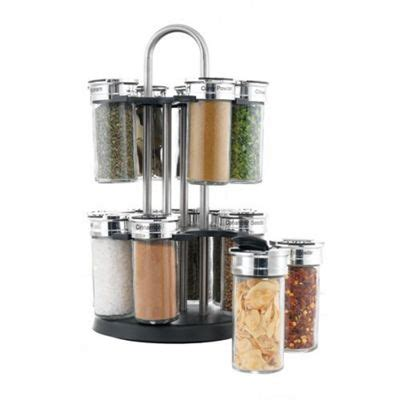 Filled Spice Rack Cheap by Buy Linea 16 Filled Spice Rack Carousel From Our