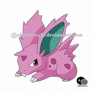 Pokemon Nidoran