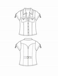 printable clothes templates | Printable Fashion Design ...