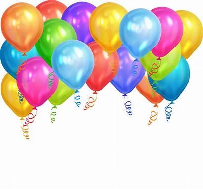 Clipart Balloon Balloons Peach Clip Transparent Celebration