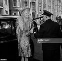 Clementine Churchill , Baroness Spencer-Churchill, the ...
