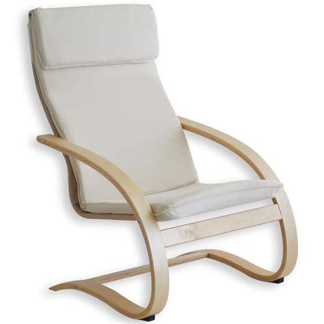 siege relaxant fauteuil de relaxation beige achat vente fauteuil