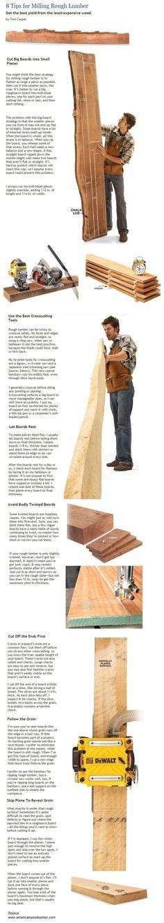 tips  milling rough lumber  images