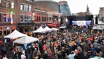 Downtown Nashville hotels: Lower Broadway and nearby ...