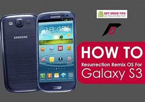 Download Resurrection Remix On Samsung Galaxy S3 I9300