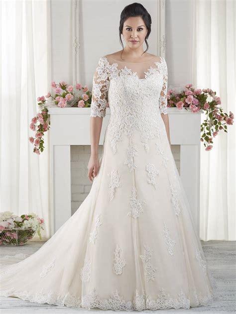 decent wedding dresses  older brides