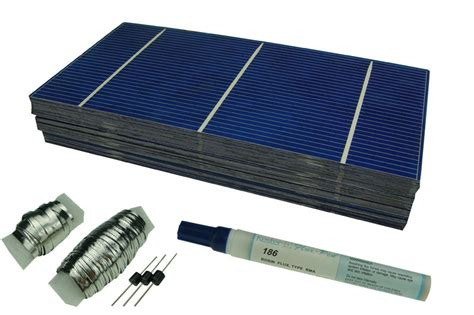 Diy Solar Cells Kit  The Cheapest Around Guaranteed