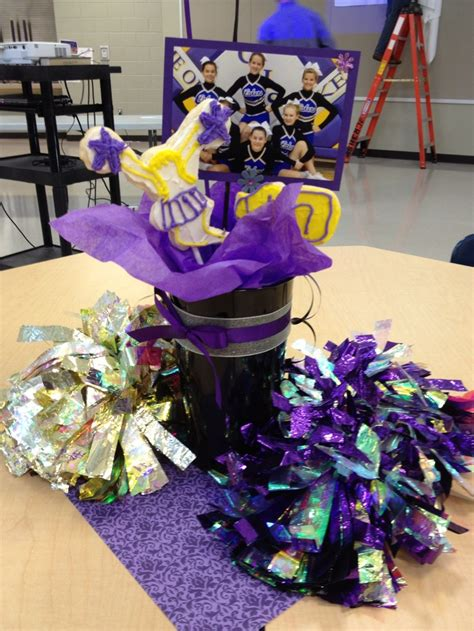cheer decorations 17 best images about cheerleading ideas on