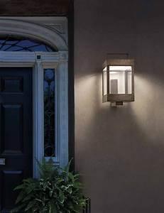 Rollputz Für Außen : kubische wandleuchte f r au en lanterne terra lumi ~ Michelbontemps.com Haus und Dekorationen