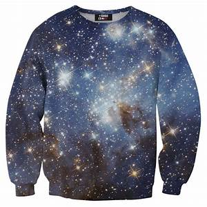 Mr Gugu & Miss Go BLUE NEBULA SWEATSHIRT at Shop Jeen ...