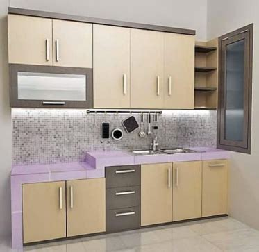 4 Tips Dapat Harga Kitchen Set Murah Seputarfurniturecom
