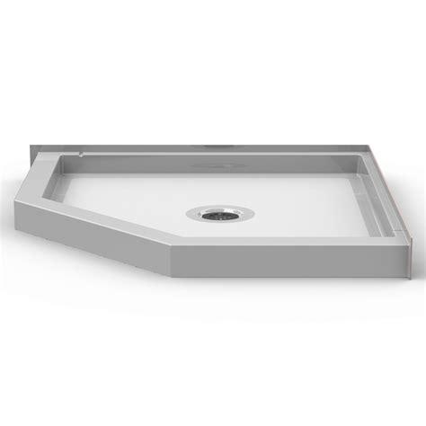 Shower Pans - shower pans shower bases barrier free low step