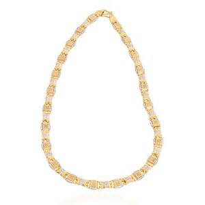 Byzantine Gold Chain Necklace Men