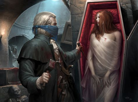 Grand Admiral Thrawn Wallpaper European Vire Hunter By Wraithdt Digital Illustration Painting Vire Rpg The