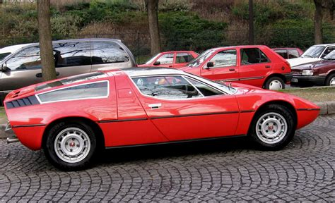 maserati merak spyder maserati merak history photos on better parts ltd