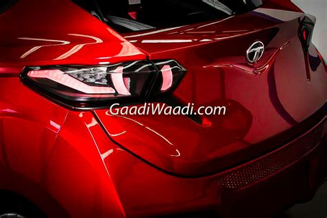 Smoked Out Tail Lights by All New Tata Tamo C Cube Concept Unveiled In India