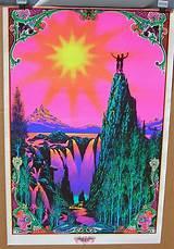 1970 s vintage blacklight posters