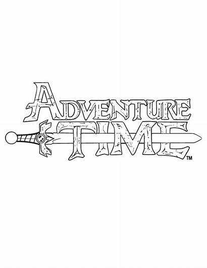 Coloring Pages Adventure Printable Colouring Adult Characters