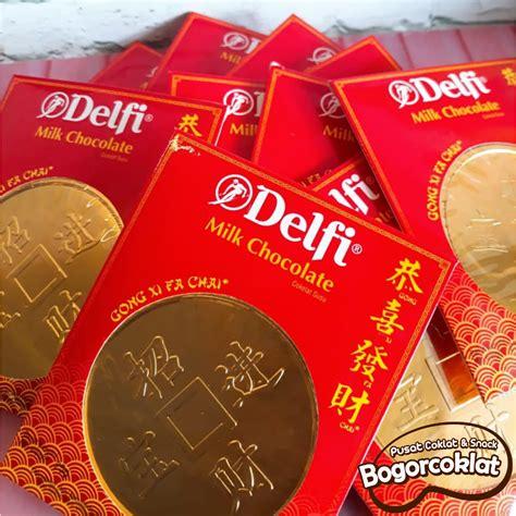 coklat angpao imlek bogor coklat snack