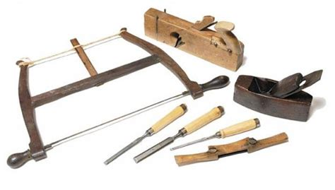 century canadian woodworking tools