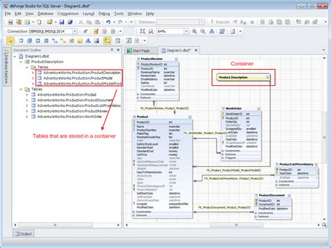 tool to generate class from database table c database diagram tool for sql server