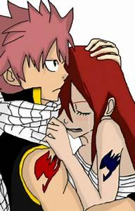 Erza's Urgency? Natsu At Your Service! (A Natza Fanfic ...