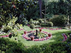 Englischer Garten Pflanzen : gartengestaltung 107 bilder sch ne garten ideen und stile ~ Articles-book.com Haus und Dekorationen