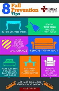 Fall Prevention Home Safety Tips