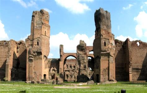 Terme Di Caracalla Ingresso by Un Tuffo Nei Bagni Dell Antica Roma Visita Alle Terme Di