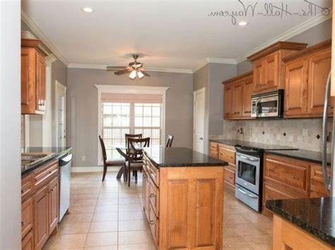 beautiful kitchen paint colors ideas  oak cabinet
