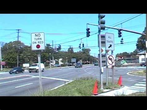 jericho turnpike indian road state traffic light set