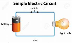 Electricity clipart electricity circuit - Pencil and in ...