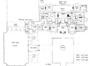 mansion floor plan floor plans to mega mansion design homes of the rich