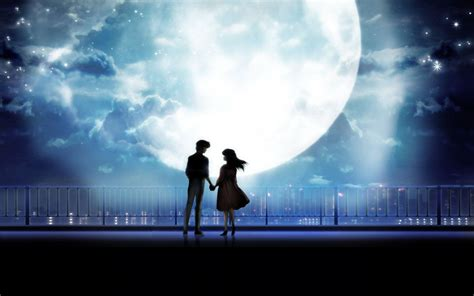 romantic anime wallpapers    images