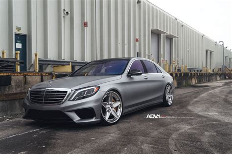 Mercedes S63 Amg  Adv5s Track Spec Cs Wheels