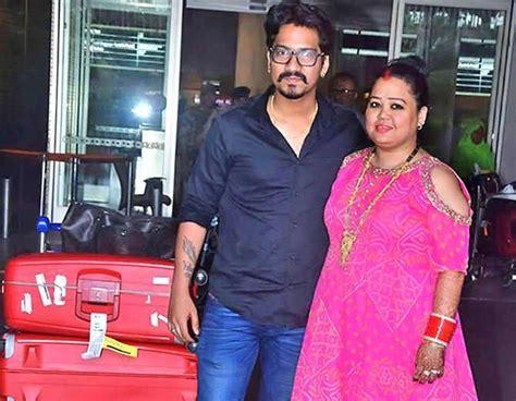 गोवा से लौटीं भारती, शादी के बाद की पहली फोटो (Bharti ...