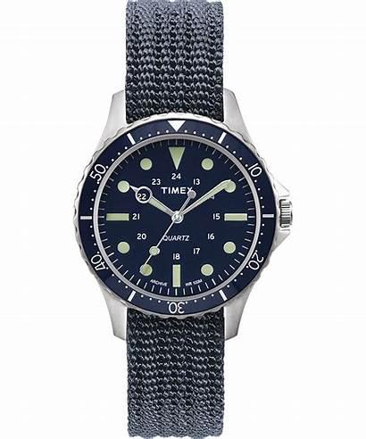 Timex Watches Navi Harbor 38mm Strap Ocean