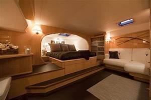 Yacht De Luxe Interieur : yacht catamaran privatis de luxe location voilier croisi re la voile world oceans ~ Dallasstarsshop.com Idées de Décoration