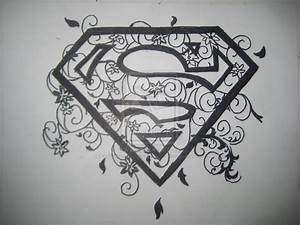 13 Best Photos of Cool Superman Logo Drawing Tumblr - Cool ...
