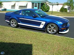 2008 Ford Mustang Saleen Dan Gurney Edition For Sale - Muscle Car Monday