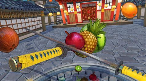 fruit ninja  virtual reality fruit ninja vr  htc