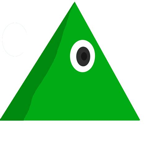 illuminati triangle custom illuminati triangle by springtrapfredbear on deviantart