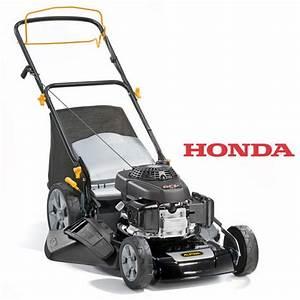Tondeuse À Gazon Honda : tondeuse thermique tract e 160cm bl510shq honda gcv140 oogarden ~ Melissatoandfro.com Idées de Décoration