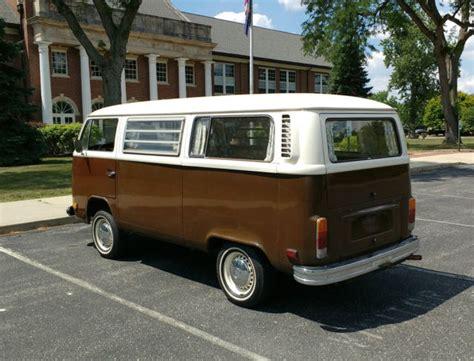 1977 Volkswagen Bus, Type 2 Vw Bus Transporter