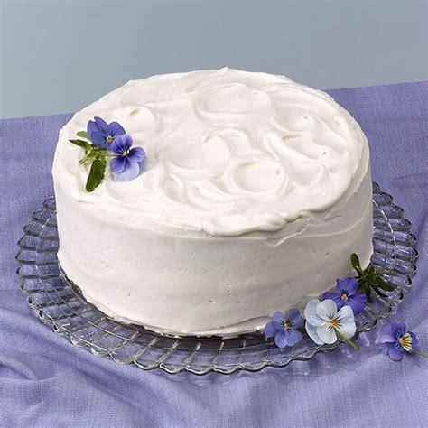 classic white cake recipe land olakes